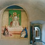 Fra Angelico, the Mocking of Christ, Cell 7, 1440-42, San Marco Convent, Florence