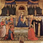 Fra Angelico, San Marco Altarpiece, 1438-40, Museo di San Marco, Florence.