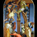 Rosso Fiorentino, The Deposition from the Cross, 1521, Pinacoteca, Volterra